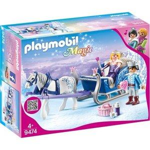 Playmobil Magic Koninklijk Paar met Slee 9474