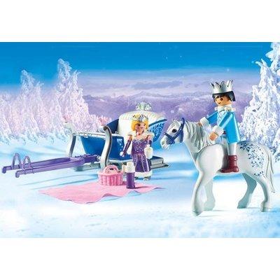 Playmobil Playmobil Magic Koninklijk Paar met Slee 9474