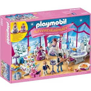 Playmobil Magic Kerstfeest in de Salon Adventskalender 9485