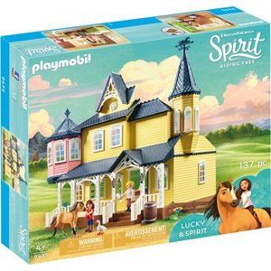 Playmobil Spirit Lucky's Huis 9475