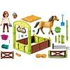 Playmobil Playmobil Spirit Lucky en Spirit met Paardenbox 9478