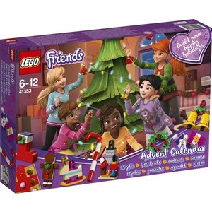 Lego Friends Adventskalender 2018 41353