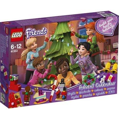 Lego Lego Friends Adventskalender 2018 41353
