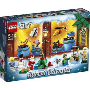 Lego City Adventskalender 2018 60201