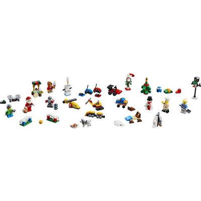 Lego Lego City Adventskalender 2018 60201