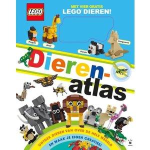Lego Boek Dierenatlas 700347