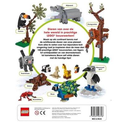 Lego Lego Dierenatlas Boek 700347
