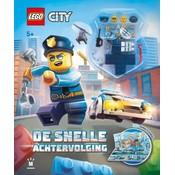 Lego Lego City Snelle Achtervolging Boek 700351