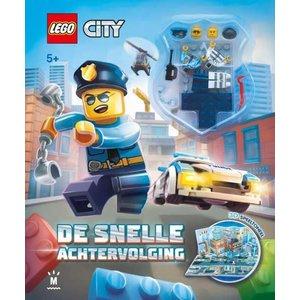Lego City Snelle Achtervolging Boek 700351