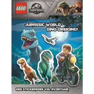 Lego Jurassic World Dino Dreiging Boek 700353