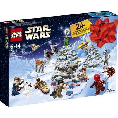 Lego Lego Star Wars Adventskalender 2018 75213