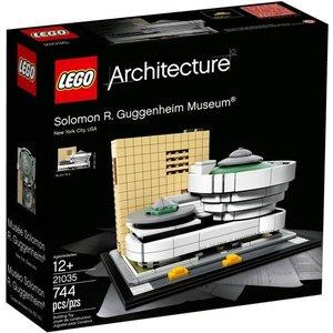 Lego Architecture Solomon R Gugenheim Museum 21035