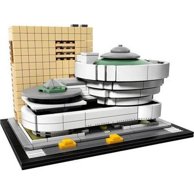 Lego Lego Architecture Solomon R Gugenheim Museum 21035