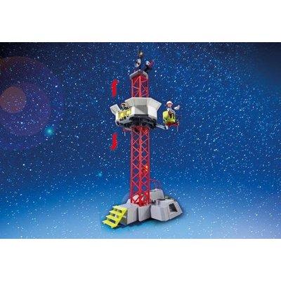 Playmobil Playmobil Space Mars Raket met Lanceerplatform 9488