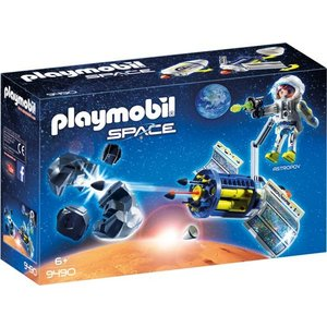 Playmobil Space Meteoroïde Laser 9490