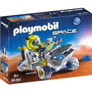 Playmobil Space Mars Trike 9491