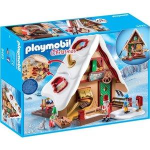 Playmobil Christmas Kerstbakkerij met Koekjes vormen 9493