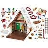 Playmobil PlaymobilChristmas Kerstbakkerij met Koekjes vormen 9493