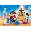 Playmobil Playmobil Christmas Woonkamer in Kerststijl 9495