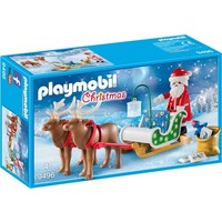 Playmobil Christmas Kerstslee met Rendieren 9496