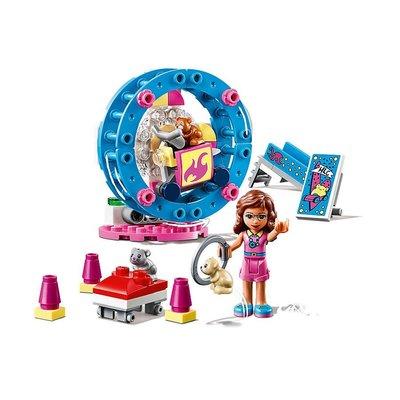 Lego Lego Friends Olivia's Hamsterspeelplaats 41383