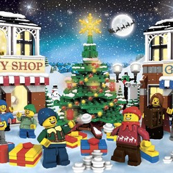 Lego City Kerst