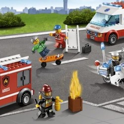 Lego City Starterssets