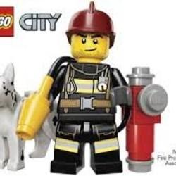Lego City Brandweer