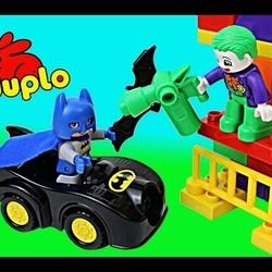 Duplo Superhelden