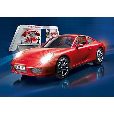 Playmobil Playmobil Auto's en Motoren Porsche 911 Carrera S 3911