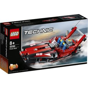 Lego Technic Powerboot 42089