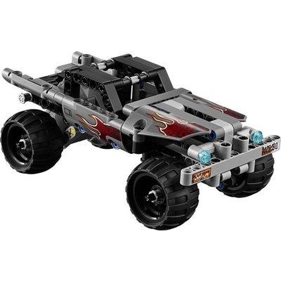 Lego Lego Technic Vluchtwagen 42090