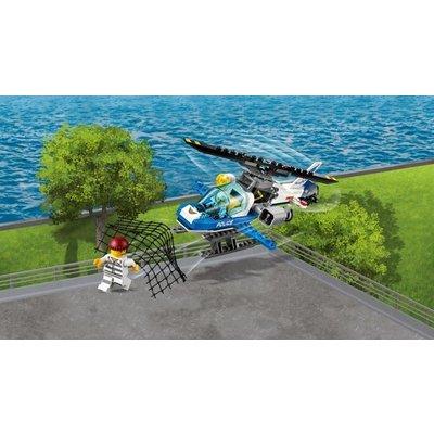 Lego LEgo City Luchtpolitie Drone Achtervolging 60207