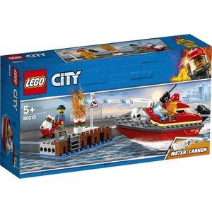 Lego City Brand aan de Kade 60213