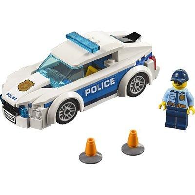 Lego City Politiepatrouille Auto 60239