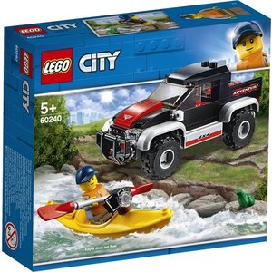 Lego City Kajakavontuur 60240