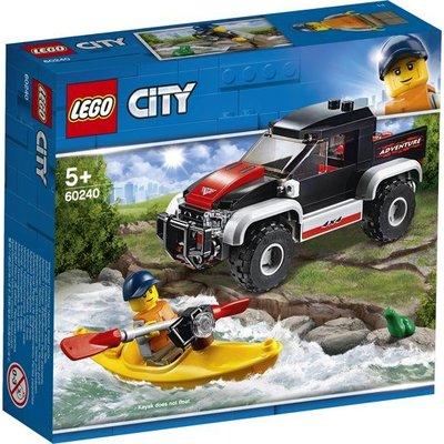 Lego Lego City Kajakavontuur 60240