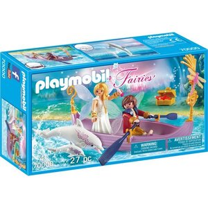 Playmobil Fairies Romantisch Feeënbootje 70000