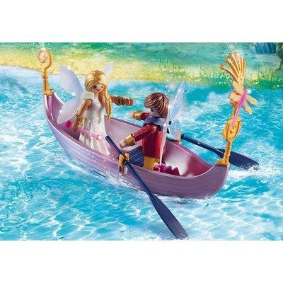 Playmobil Playmobil Fairies Romantisch Feeënbootje 70000
