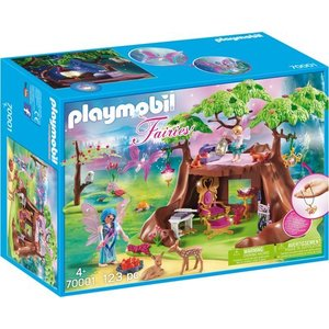 Playmobil Fairies Sprookjesboshuis 70001