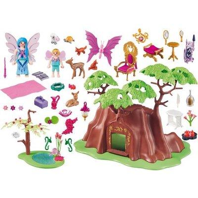 Playmobil Playmobil Fairies Sprookjesboshuis 70001