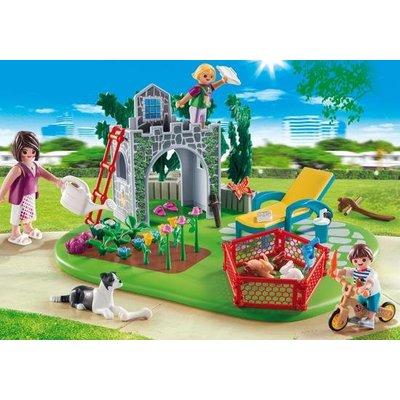 Playmobil Playmobil City Life Familiespeeltuin SuperSet 70010