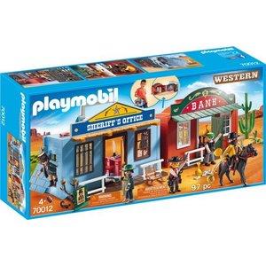 Playmobil Western Meeneemstad 70012