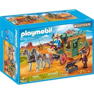 Playmobil Playmobil Western Postkoets 70013