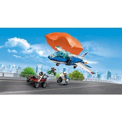 Lego Lego City Luchtpolitie Parachute Arrestatie 60208