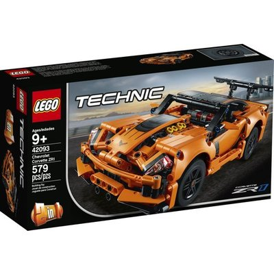 Lego Lego Technic Chevrolet Corvette ZR1 42093