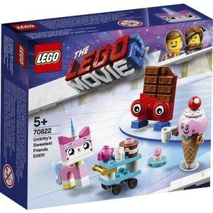 Lego The Movie 2 De Allerliefste Vrienden van Unikitty 70822