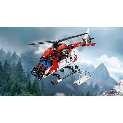 Lego Lego Technic Reddingshelikopter 42092