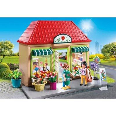 Playmobil Playmobil City Life Mijn Bloemenwinkel 70016