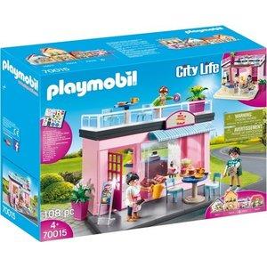 Playmobil City Life Mijn Koffiehuis 70015